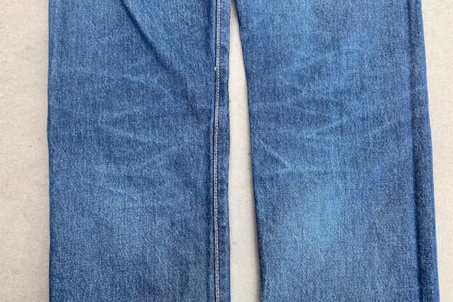 8ヶ月時点の膝裏
